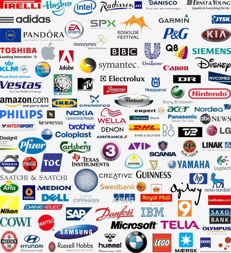 названия логотипов и брендов с картинками дамаса угодил смертельное