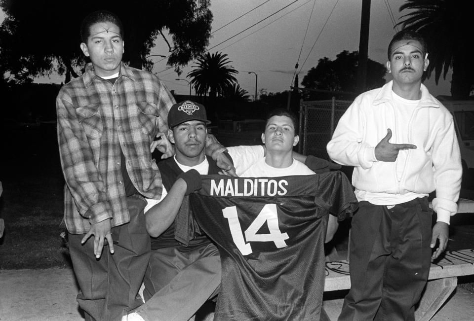 los angeles gangs and the american From the documentary american gangs the history of the so-called zoot suit riots, and the begining of the mexican american gangs in california i posted thi.