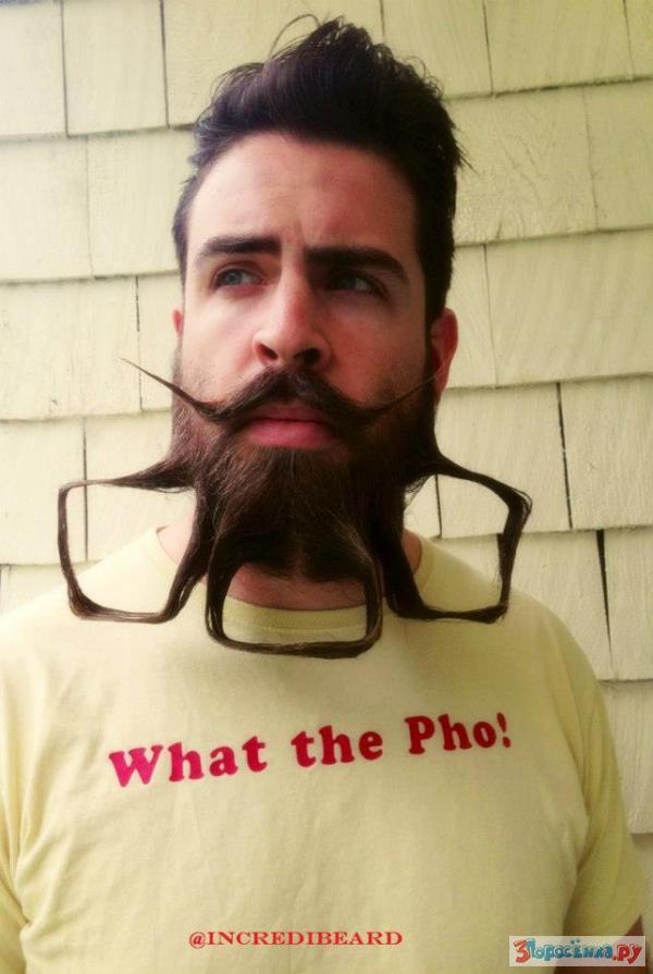 Почему растут усы и борода у женщин