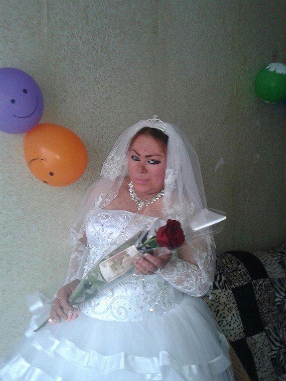 Картинки страшных невест