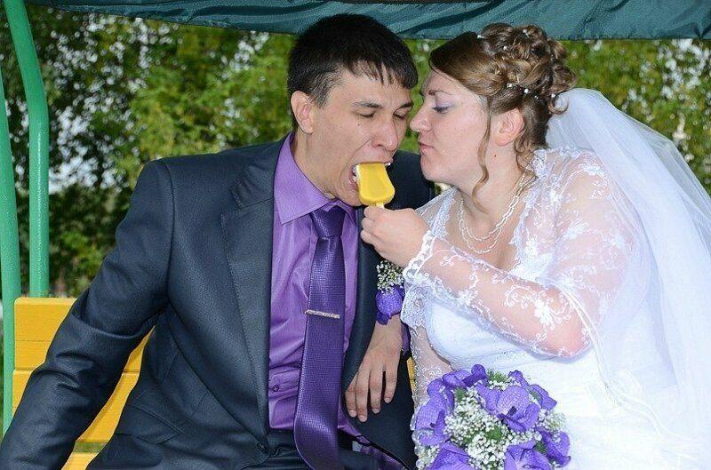 прикольные фото со свадьбы из российской глубинки московский