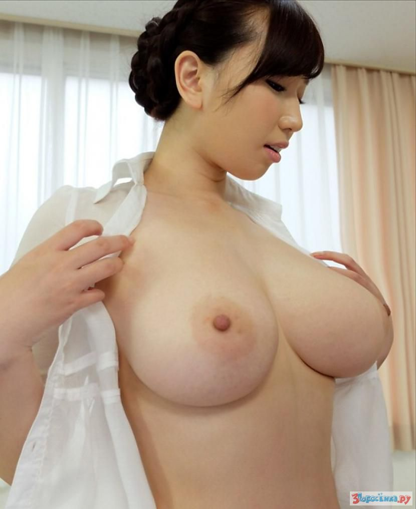 Asian boob woman