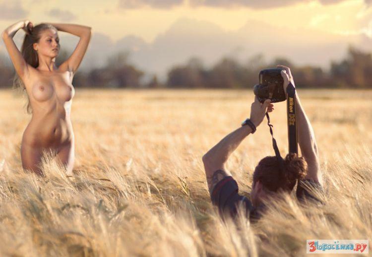 фотографы снимающие ню