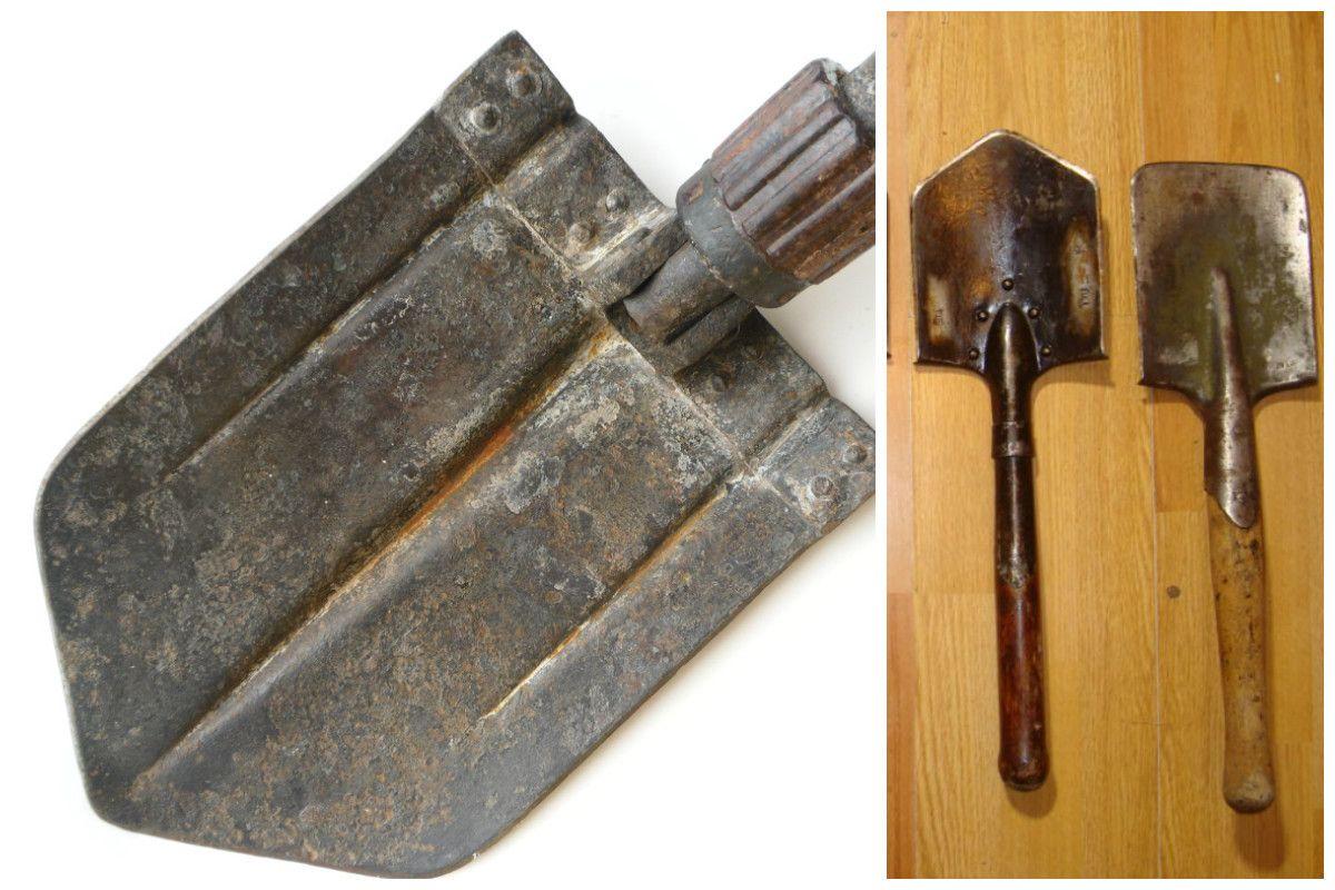Смотреть саперные лопаты вторая мировая фото