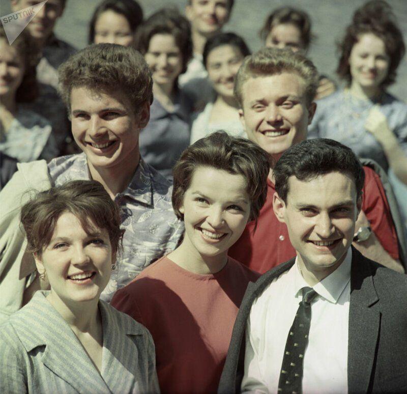 Советский человек фото