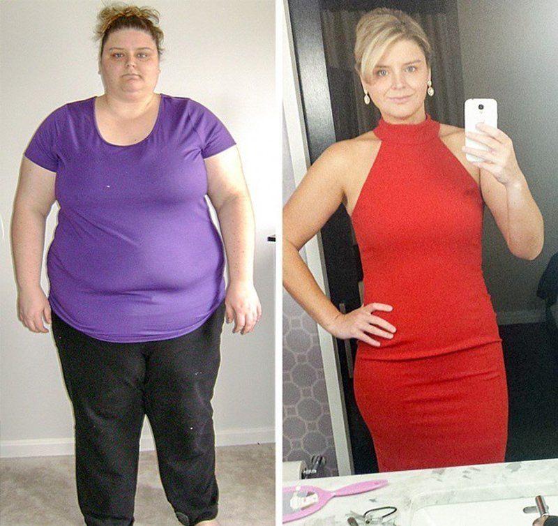 Похудение Примеры С Фотографией. Впечатляющие результаты похудения