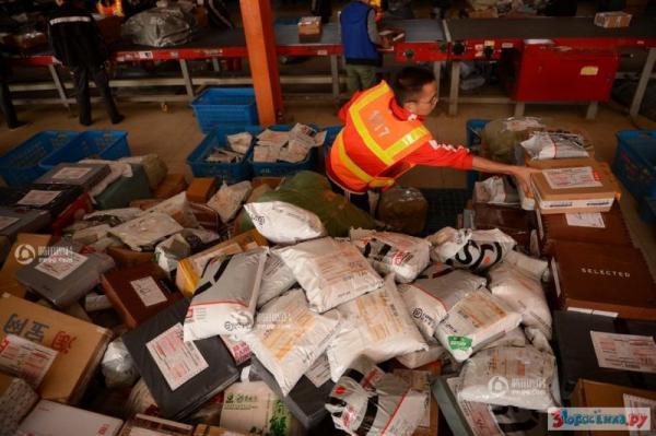 Доставка китайских товаров почтой
