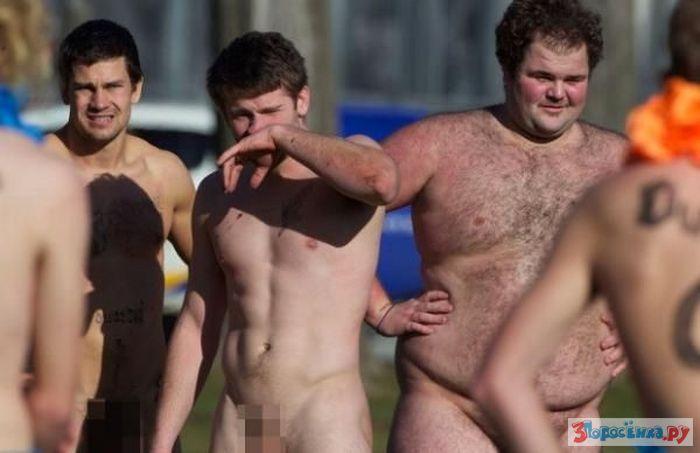 голые пацаны в спорте