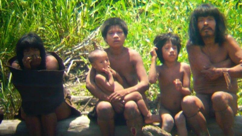 Секс племени джарава