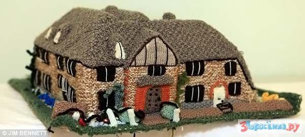 Вяжем дома своими руками