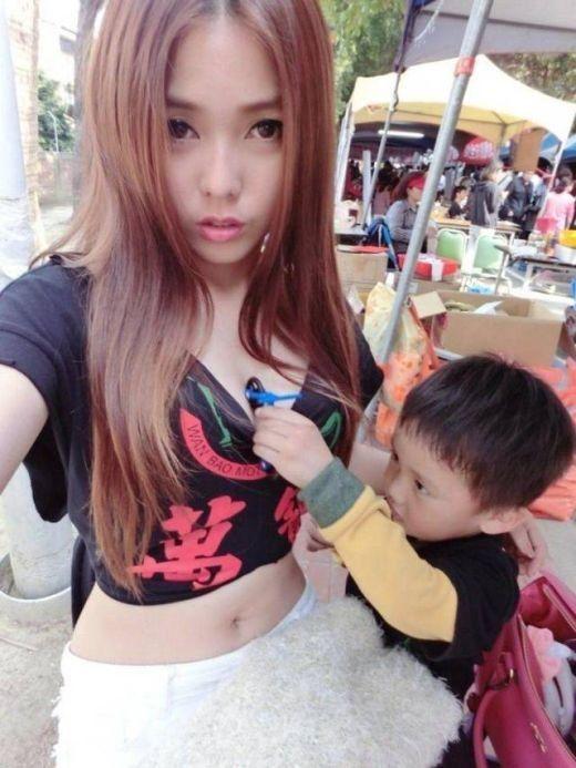 смотреть приколы с азиатками возбуждались ненасытным желанием