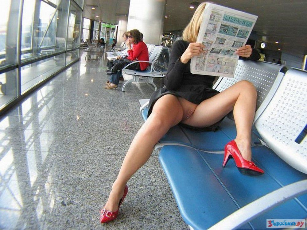 Sex public upskirt unsuspecting men