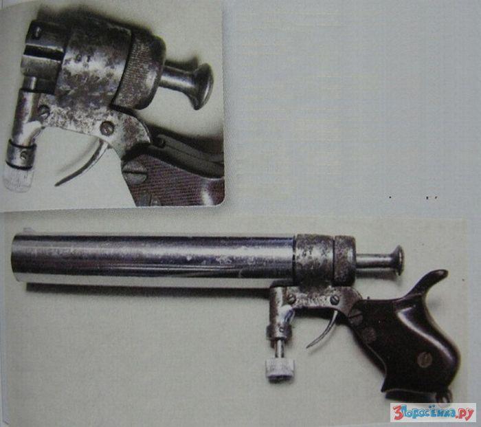 Как сделает револьвер своими руками 161