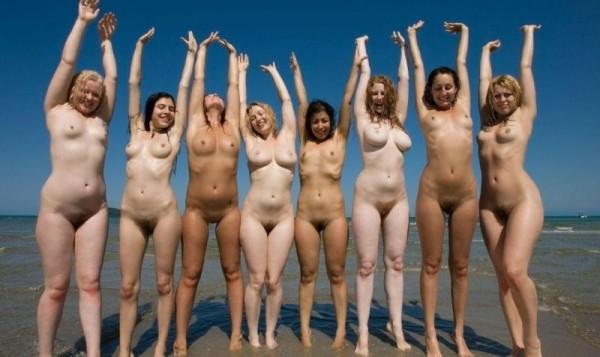 фото галерея голых девушек