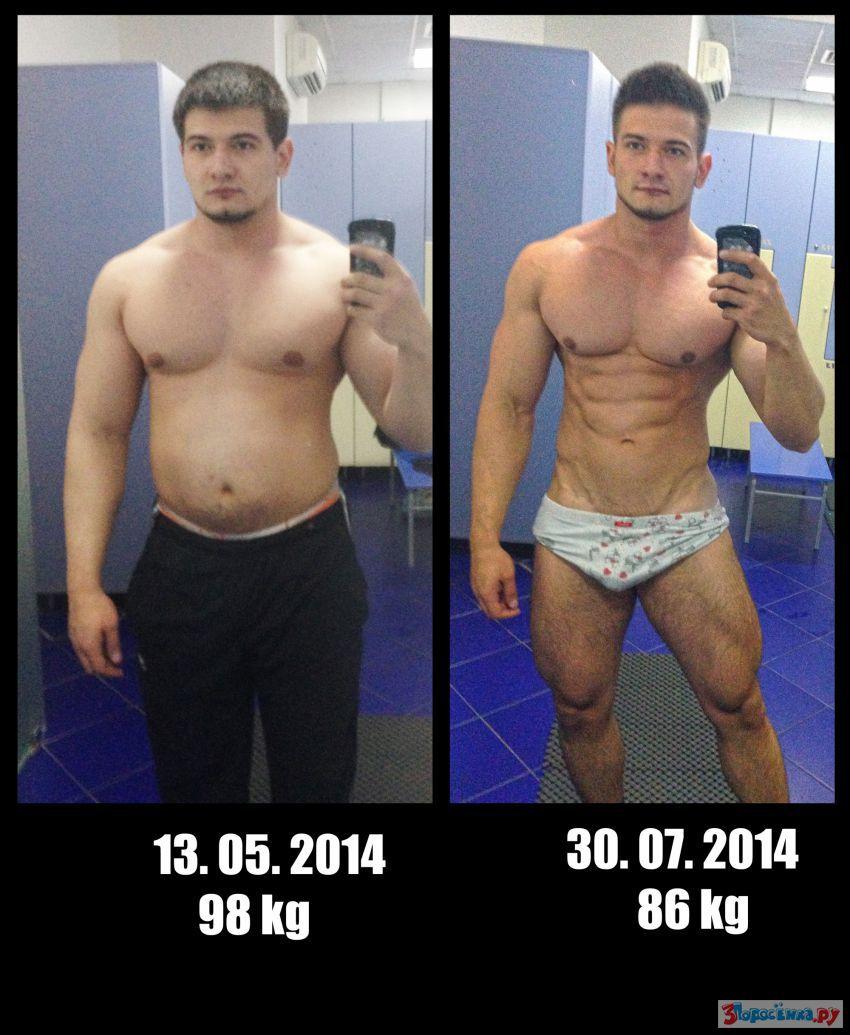 с какого веса начинать тренировки после операции некоторых