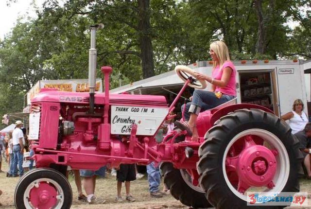 работа в пензе на своем тракторе под