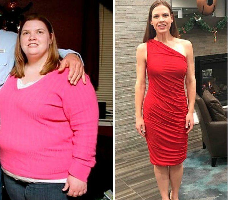 Реальные истории похудения после 50