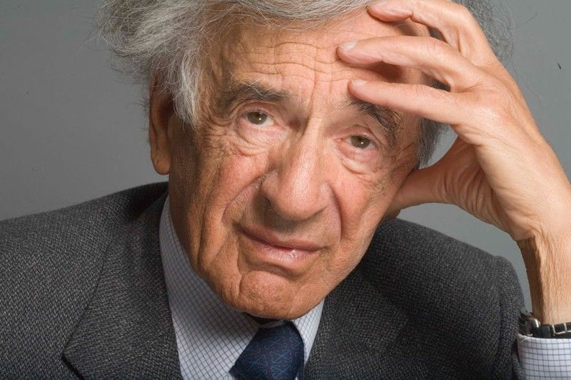 an analysis of elie wiesel as a great man as well as a humanitarian Elie wiesel, champion of israel and human elie wiesel, an auschwitz wiesel was sent by a french jewish humanitarian organization to live for several years at.