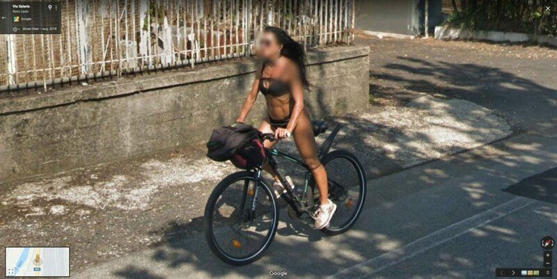 Google Street View Published Naked Images Of Children