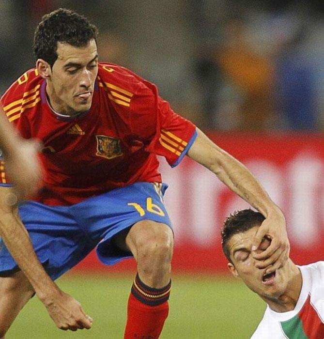 Смешные картинки про футболу