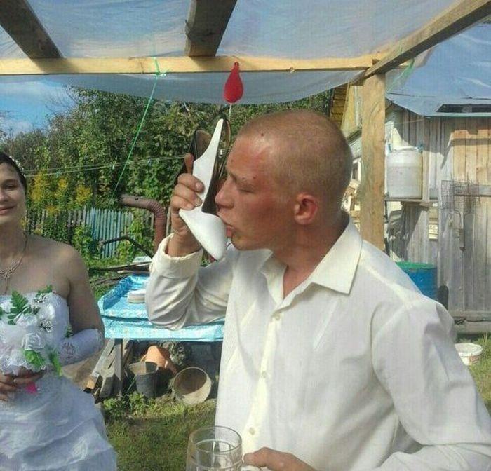 это смешные фото колхозных свадеб экране игры