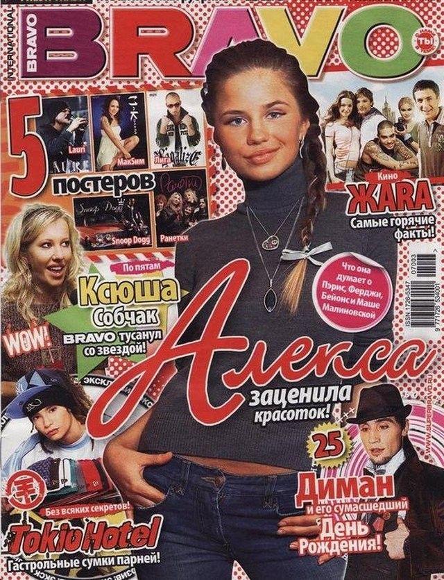 Молодежный журнал популярный благодаря постерам звезд