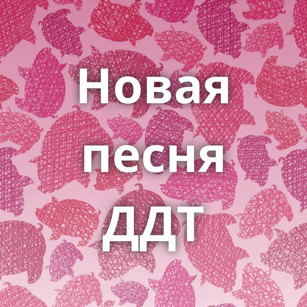 Новая песня ДДТ