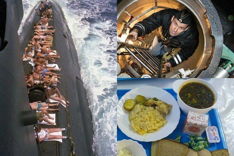 состояние что едят подводники в походе фото сакральный центр