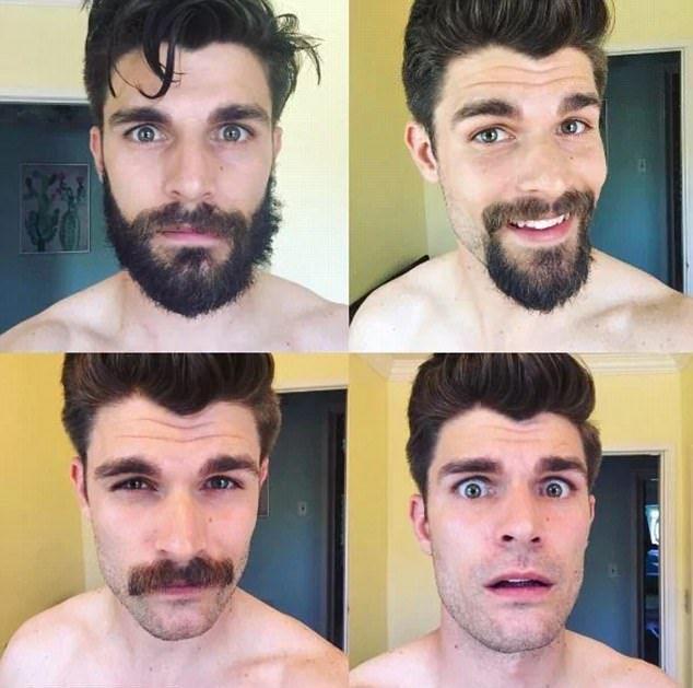 есть как можно отрастить бороду фото для танцев