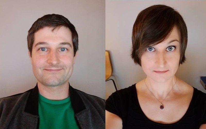 Фото людей которые поменяли пол