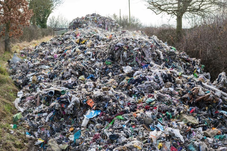 картинки мусорка много мусора