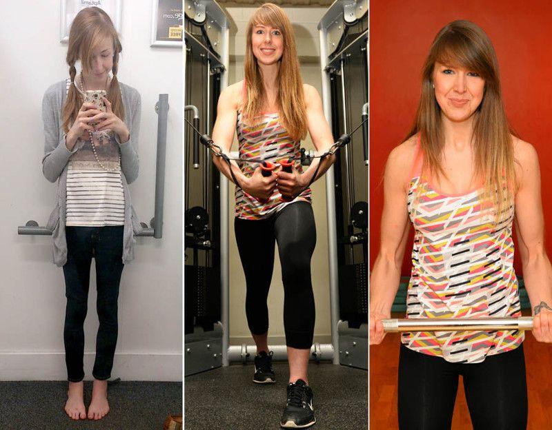 Резкое похудения после болезни