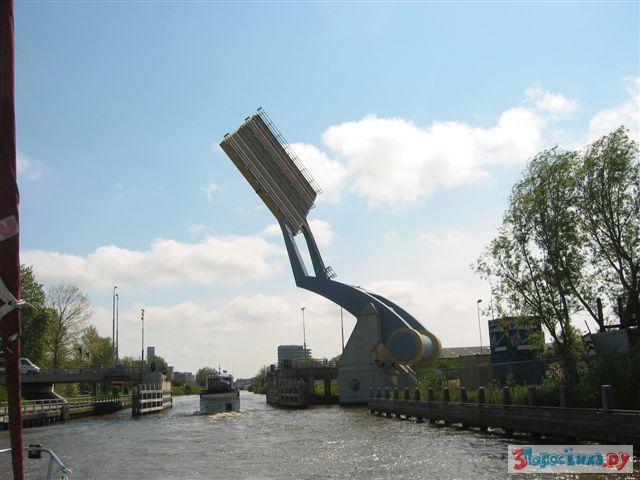 Puente holandés, diseño alternativo