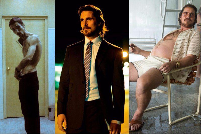 Кристиан бейл для какого фильма похудел
