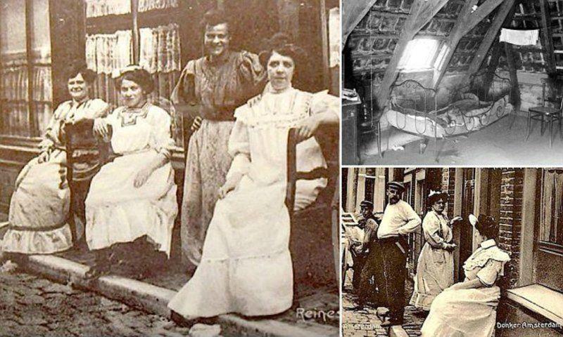 Проституток россия года фото 1900