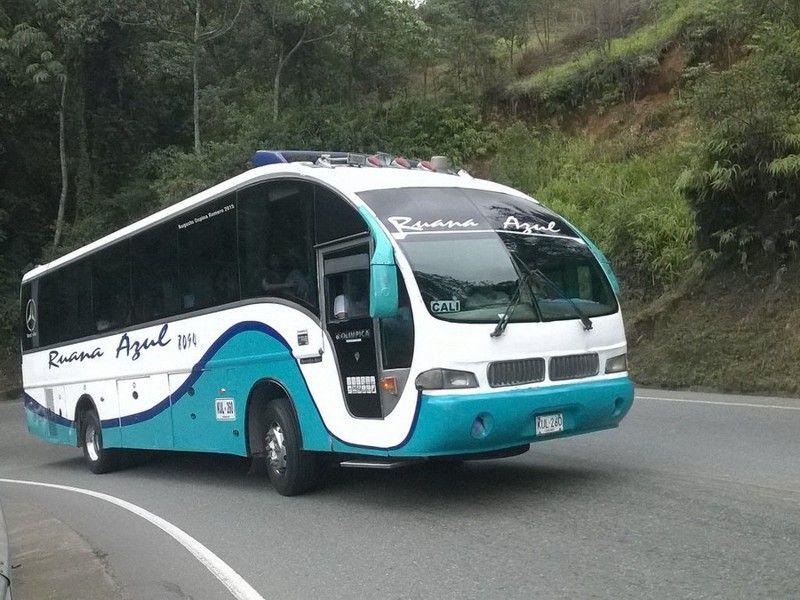 смешные автобусы фото попытки