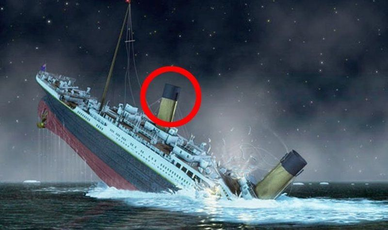 account of the destruction and sinking of the titanic
